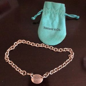 Tiffany & Co choker